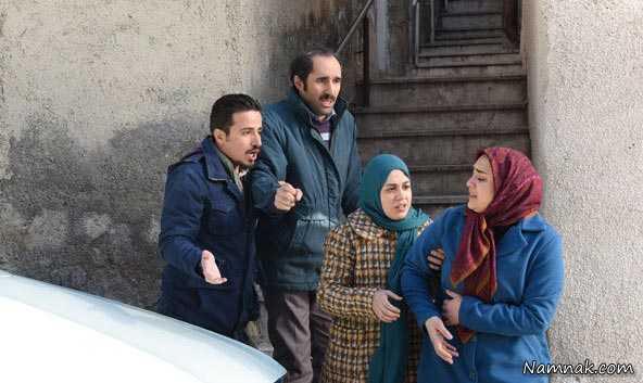 نرگس محمدی  ، سریال نوروز 95 ، بازیگران سریال زعفرانی
