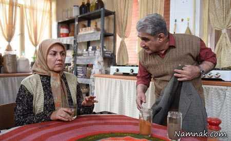 ستاره اسکندری و مهدی هاشمی ، بازیگران ، تلویزیون
