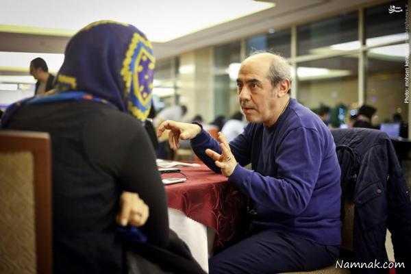 حاشیه های نهمین روز جشنواره فیلم فجر ، نهمین روز جشنواره فیلم فجر ، حاشیه های نهمین روز جشنواره فیلم فجر