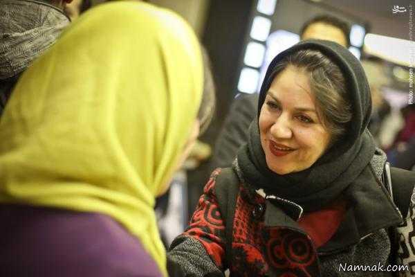 حاشیه های نهمین روز جشنواره فیلم فجر سی و چهارم ، نهمین روز جشنواره فیلم فجر ، حاشیه های نهمین روز جشنواره فیلم فجر