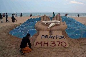 هواپیمای گمشده مالزی