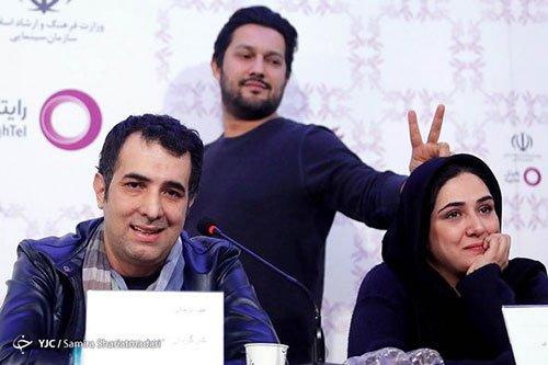 حامد بهداد در جشنواره فیلم فجر