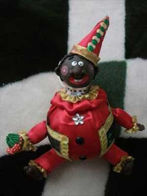 عروسک حاجی فیروز با خمیر چینی, درست کردن عروسک حاجی فیروز خمیری
