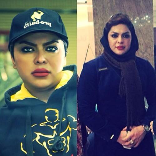 شیرین نوبهاری ، بانوی بدنساز ایران +تصاویر