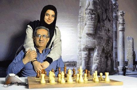 دختر 18 ساله ایرانی