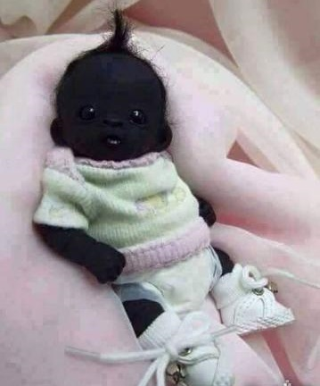 سیاه ترین انسان قرن