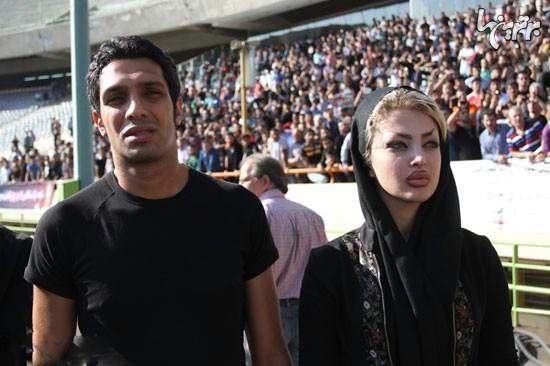 همسر سپهر حیدری