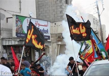 حمله وحشیانه به مراسم عزاداری امام حسین(ع) + تصاویر