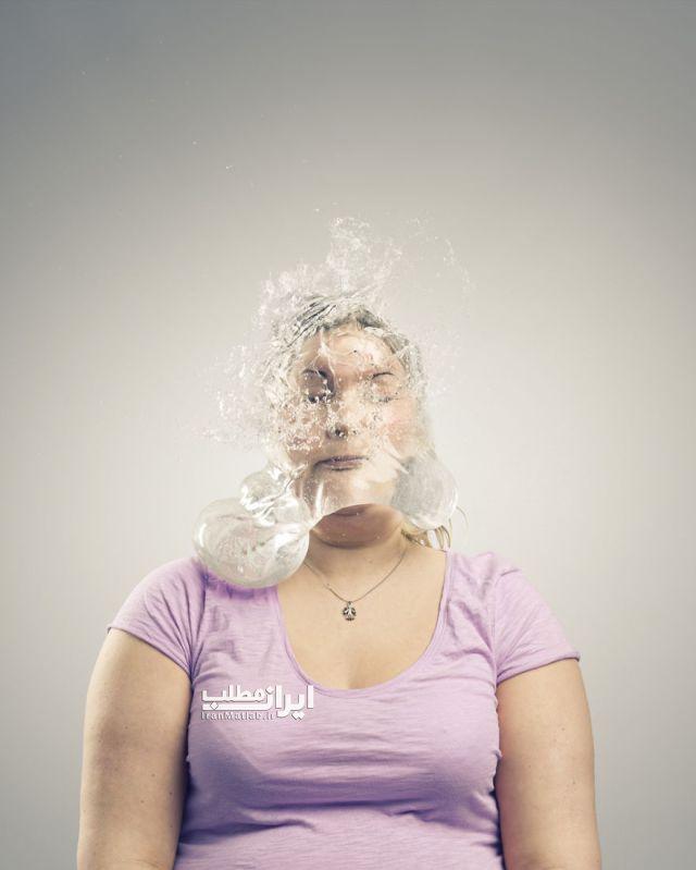 هنرنمایی جالب کاندوم عکس خنده دار عکس کاندوم