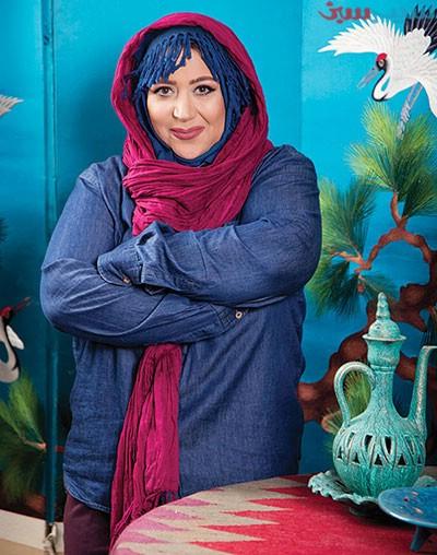 شهره لرستانی: به خاطر عشقم 40 کیلو لاغر شدم