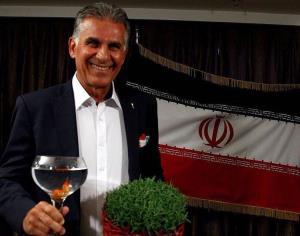 پیام نوروزی کیروش برای مردم ایران