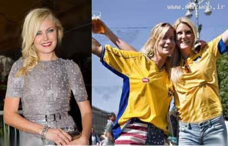 زیباترین زنان دنیا در کدام کشور اقامت دارند؟ عکس