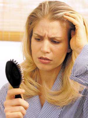 ریزش مو, درمان ریزش مو ,پوست و مو