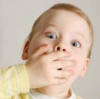بددهنی در کودکان,بددهنی,رفتار با کودک بد دهن