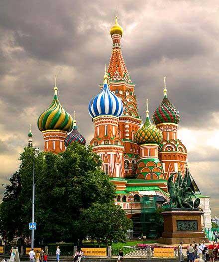 آشنایی با کاخ کرملین – روسیه