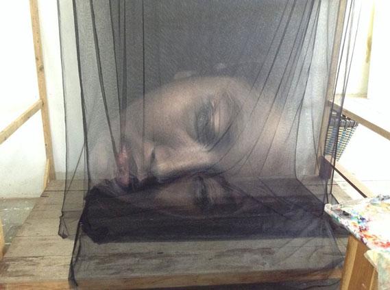 تصویر چهره سه بعدی