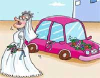 وقتی عروسیتان زشت میشود