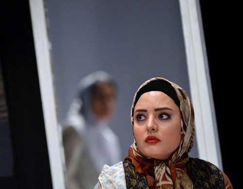 بد حجابی و درگیری نرگس محمدی با گشت ارشاد (عکس)