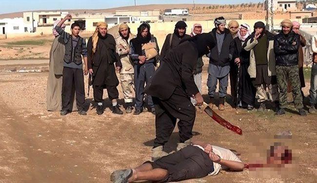 مجازات داعش برای بی حجابی یا خیانت