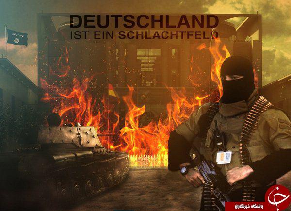 کدام کشور هدف بعدی داعش است؟+عکس