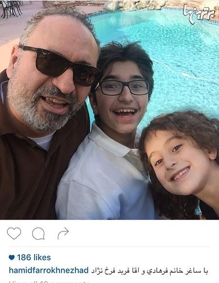 عکس های جدید بازیگران ایرانی ۹۵ -قسمت  ۷