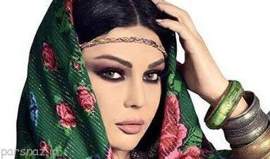 جدیدترین عکس های هیفا وهبی خواننده عرب