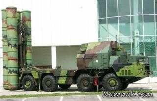 عکس موشک اس ۳۰۰