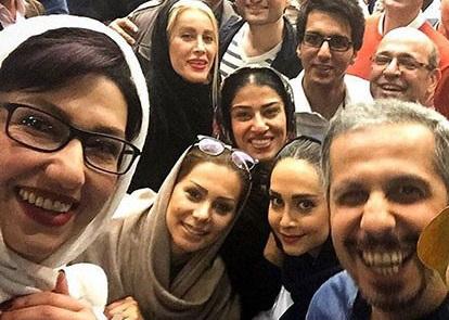 عکس های جدید بازیگران ایرانی ۹۵ -قسمت ۱۴