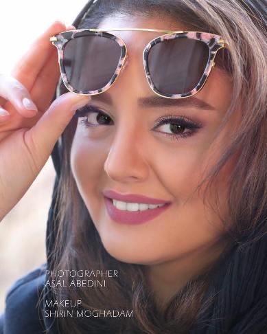 شباهت نرگس محمدی به ابرو گوندش خواننده ترکیه ای