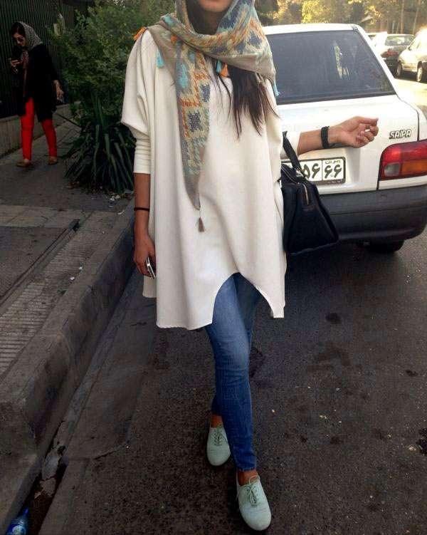 عکس های دختران بد حجاب و دختران ساپورت پوش تهرانی