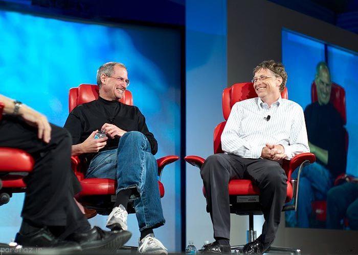 سخنان تاثیرگذار و زیبای استیوجابز بنیانگذار اپل