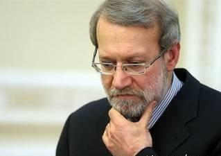 واکنش نماینده زن به خنده لاریجانی به او در مجلس! + عکس