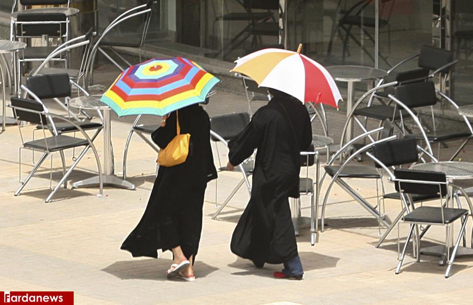 گزارش خفن از زندگی زنان در عربستان (عکس)