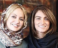 عکس بازیگران بی حجاب ایرانی در اردیبهشت 95 2016