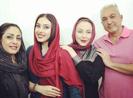 عکس بازیگران و هنرمندان ایرانی خرداد ۹۵