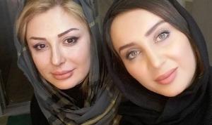 عکس کودکی بازیگر زن معروف در اخراجیها