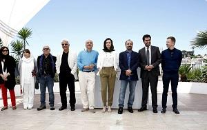 از زهرمار گفتن ترانه علیدوستی روی «فرش قرمز» تا شوخی با لباس او و سحر دولتشاهی در کن + تصاویر