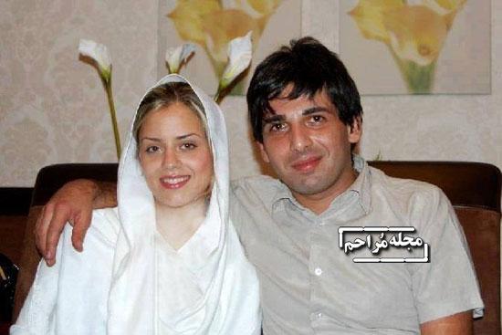 ماجرای ازدواج حمید گودرزی و همسر پولدار او +تصاویر