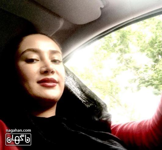 بازیگر زن ایرانی با مرگ روبرو شد + عکس