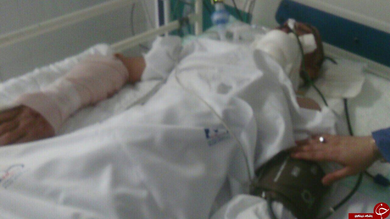 فاجعه در بیمارستان میلاد +تصاویر