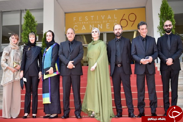 حجاب متفاوت بازیگران زن ایرانی در جشنواره فیلم کن +تصاویر