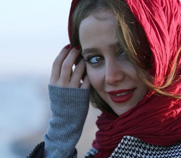 عکس های جدید بدحجاب الناز حبیبی