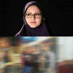 عامل پخش عکس های مینو خالقی دستگیر شد