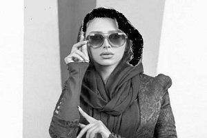 الهام عرب ، مدل معروف ایرانی زندانی شد!