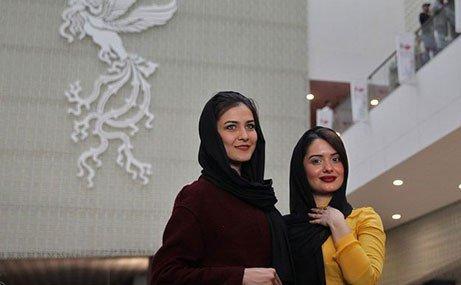 حجاب دیدنی بازیگران زن خارجی در جشنواره فجر! + تصاویر