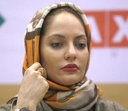 مهناز افشار : م.الف که در پارتی شبانه دستگیرشده من نیستم