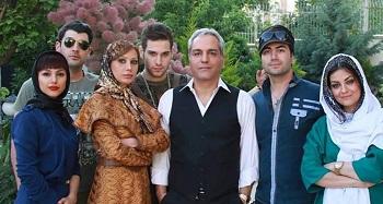 عکس: این زن به اشتباه همسر مهران مدیری معرفی شد