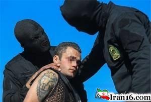 دستگیری خطرناک ترین شرور تهران پس از 3 سال