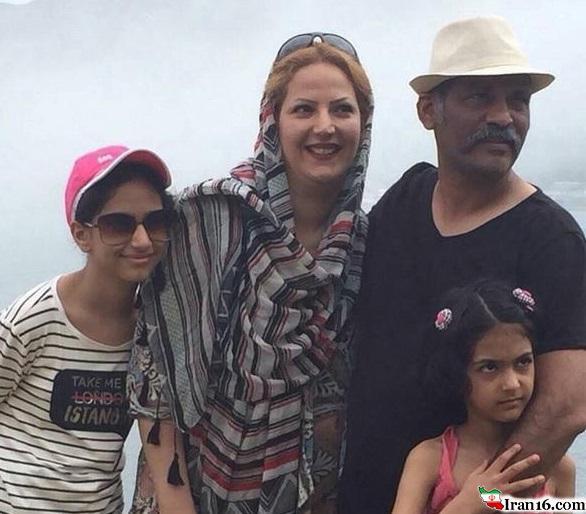 عکس بازیگران و همسرانشان و فرزندانشان در اینستاگرام