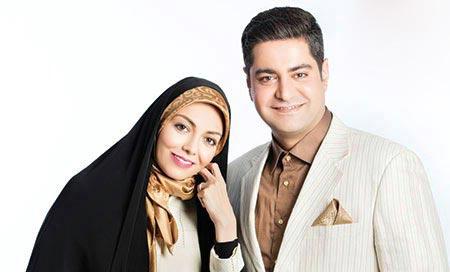 عکس جدید آزاده نامداری و همسرش در کنسرت یراحی